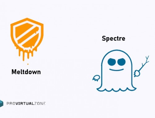Meltdown & Spectre Side-Channel Vulnerability in Virtual environments