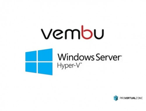 Backup Hyper-V: Why Vembu