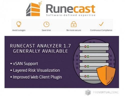 New ProVirtualzone Blog Partner: Runecast