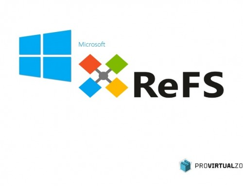 Microsoft launch patch to fix ReFS issues