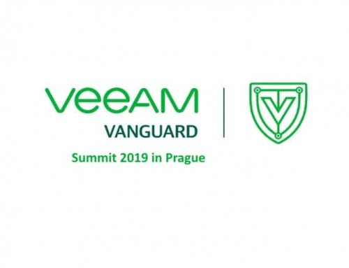 Veeam Vanguard Summit 2019 in Prague