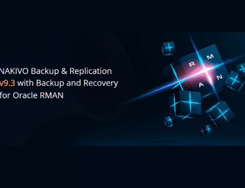 NAKIVO Backup & Replication launch v9.3 with support for Oracle DB