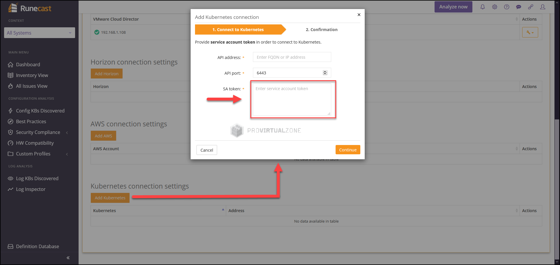 Runecast Analyzer v4.7.4 for NSX-T, Kubernetes, and vCloud Director review